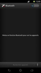 Sony LT30p Xperia T - Bluetooth - connexion Bluetooth - Étape 7