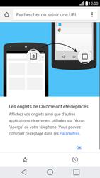 LG G5 - Internet et connexion - Naviguer sur internet - Étape 12