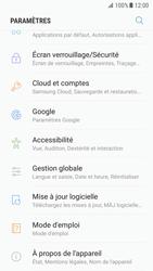 Samsung Galaxy S7 - Android Nougat - Réseau - Installation de mises à jour - Étape 5