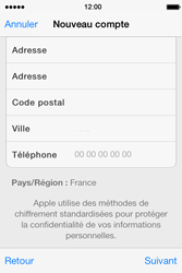 Apple iPhone 4 S iOS 7 - Applications - Télécharger des applications - Étape 21