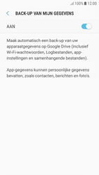 Samsung J530F Galaxy J5 (2017) - Device maintenance - Back up - Stap 10