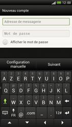 HTC One S - E-mails - Ajouter ou modifier un compte e-mail - Étape 6