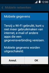 Samsung Galaxy Young 2 - Internet - Aan- of uitzetten - Stap 7