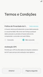 Huawei P8 Lite - Primeiros passos - Como ligar o telemóvel pela primeira vez -  6