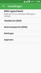 Alcatel Pixi 4 (5) 4G (5045X) - SMS - Handmatig instellen - Stap 6