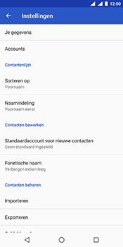 Nokia 7 Plus Dual-SIM (TA-1046) - Contacten en data - Contacten kopiëren van SIM naar toestel - Stap 7