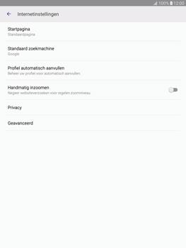 Samsung Galaxy Tab S2 9.7 (T815) - Internet - Handmatig instellen - Stap 22