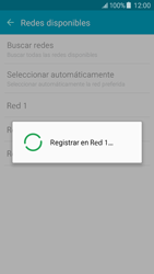 Samsung Galaxy J5 - Red - Seleccionar una red - Paso 8