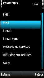 Nokia X6-00 - MMS - configuration manuelle - Étape 22