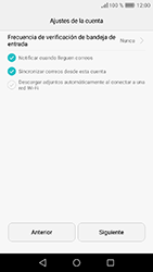 Huawei Y6 (2017) - E-mail - Configurar Outlook.com - Paso 8