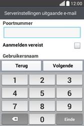 LG L40 (D160) - E-mail - Handmatig instellen - Stap 16