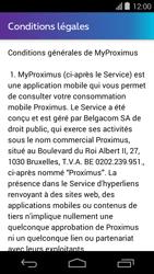 Acer Liquid E600 - Applications - MyProximus - Étape 12