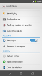 Sony Xperia M2 4G (D2303) - Software updaten - Update installeren - Stap 4