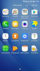 Samsung Galaxy J5 (2016) DualSim (J510) - SMS - Como configurar o centro de mensagens -  3