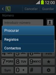 Samsung Galaxy Pocket Neo - Chamadas - Como bloquear chamadas de um número -  10