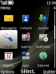 Nokia 6303 classic - MMS - configuration manuelle - Étape 4