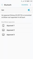 Samsung Galaxy A5 (2017) - Bluetooth - koppelen met ander apparaat - Stap 9