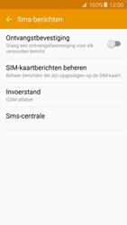 Samsung Galaxy S5 Neo (SM-G903F) - SMS - Handmatig instellen - Stap 8