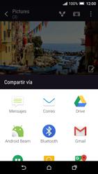 HTC One A9 - Bluetooth - Transferir archivos a través de Bluetooth - Paso 8