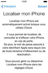 Apple iPhone 4S (iOS 8) - Premiers pas - Créer un compte - Étape 33