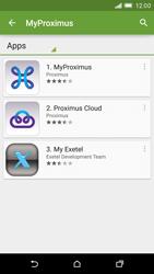 HTC One M9 - Applications - MyProximus - Step 6