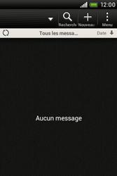 HTC A320e Desire C - E-mail - envoyer un e-mail - Étape 3