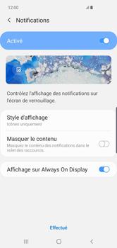 Samsung Galaxy S10 Plus - Sécurité - activéz le code PIN de l'appareil - Étape 11