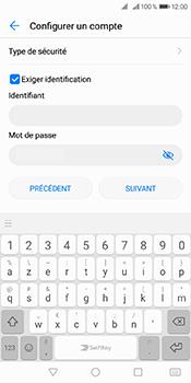 Huawei Y6 (2018) - E-mails - Ajouter ou modifier un compte e-mail - Étape 16