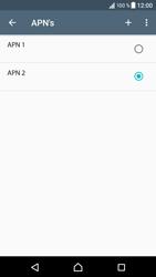 Sony Xperia XZ - Internet - Handmatig instellen - Stap 18