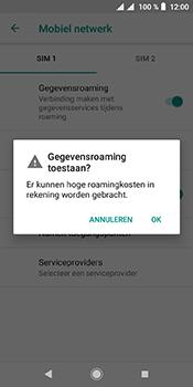 Sony xperia-l3-dual-sim-I4312 - Buitenland - Internet in het buitenland - Stap 9
