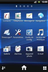Sony Ericsson Xperia Mini Pro - Internet - navigation sur Internet - Étape 2