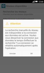 Alcatel Pop S3 (OT-5050X) - Réseau - utilisation à l'étranger - Étape 11