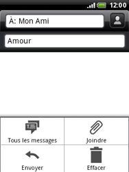 HTC A3333 Wildfire - MMS - envoi d'images - Étape 9