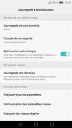 Huawei P9 - Device maintenance - Back up - Étape 13