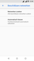 Nokia 1 - Bellen - in het buitenland - Stap 8