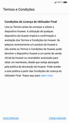 Huawei P9 Lite - Android Nougat - Primeiros passos - Como ligar o telemóvel pela primeira vez -  6