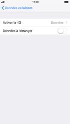 Apple iPhone 6 - iOS 12 - Réseau - Changer mode réseau - Étape 5