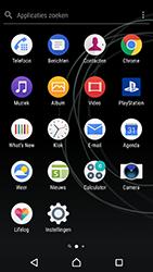 Sony xperia-xz-premium-g8141 - Internet - Hoe te internetten - Stap 3