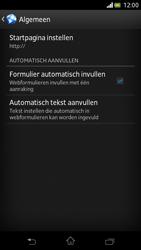 Sony LT30p Xperia T - Internet - Handmatig instellen - Stap 21