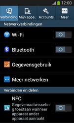 Samsung Galaxy Core Plus - Internet - Handmatig instellen - Stap 4
