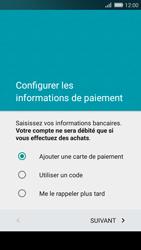 Huawei P8 Lite - Premiers pas - Créer un compte - Étape 18