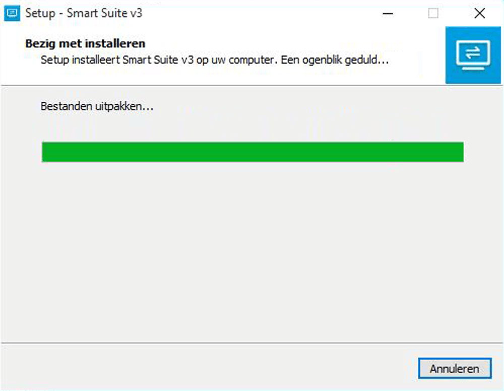 Alcatel Pixi 3 (8) - Software - Download en installeer PC synchronisatie software - Stap 9