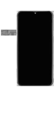 Samsung Galaxy A40 - Toestel - simkaart plaatsen - Stap 2