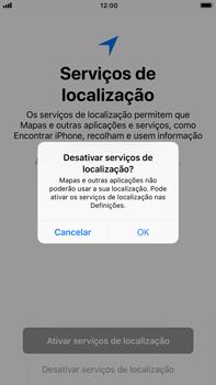 Apple iPhone 7 Plus iOS 11 - Primeiros passos - Como ligar o telemóvel pela primeira vez -  21