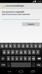 Motorola Moto G - E-mail - Handmatig Instellen - Stap 9