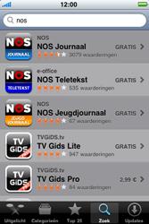 Apple iPhone 3G S - Applicaties - Downloaden - Stap 11