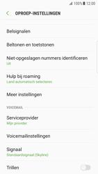 Samsung G935 Galaxy S7 Edge - Android Nougat - Voicemail - Handmatig instellen - Stap 6