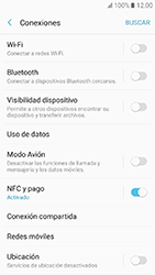 Samsung Galaxy A3 (2017) (A320) - Mensajería - Configurar el equipo para mensajes multimedia - Paso 5
