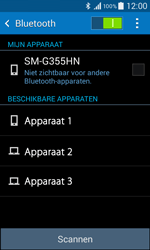 Samsung G355 Galaxy Core 2 - Bluetooth - koppelen met ander apparaat - Stap 8