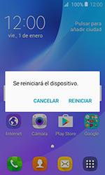 Samsung Galaxy J1 (2016) (J120) - Mensajería - Configurar el equipo para mensajes multimedia - Paso 18